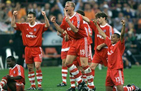Carsten Jancker Bayern Turban