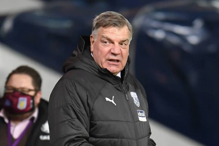 Recently appointed West Brom manager Sam Allardyce aims dig at Arsenal