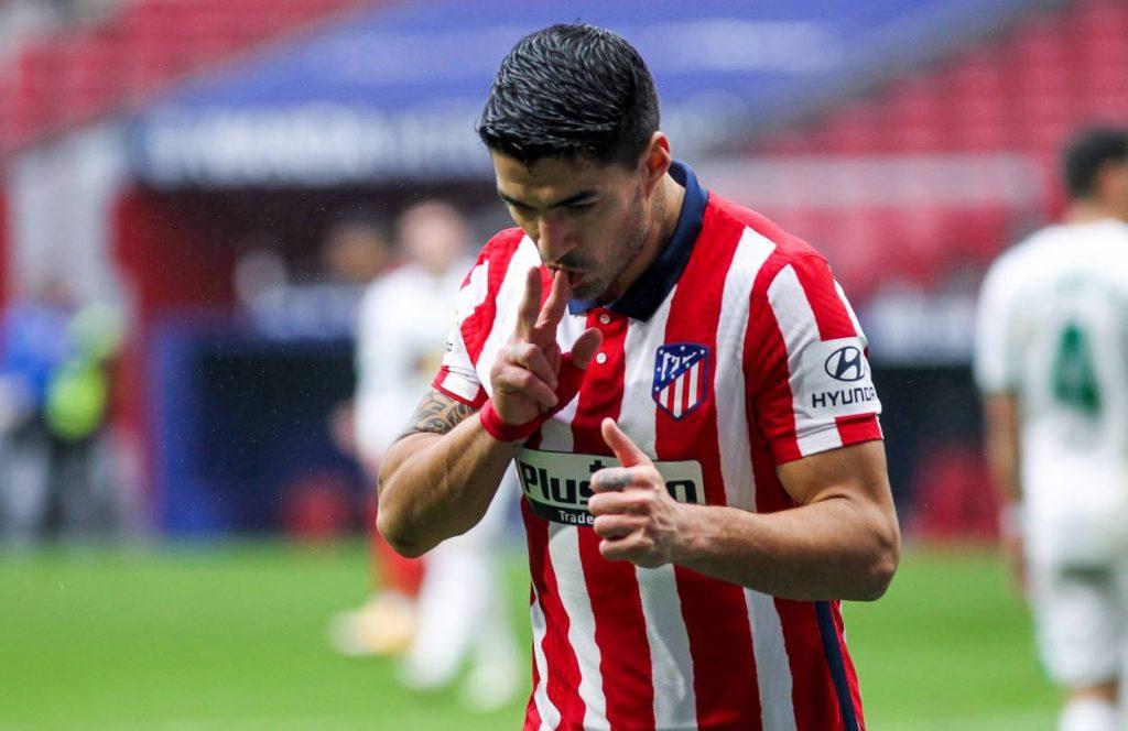 Luis Suárez Transfer