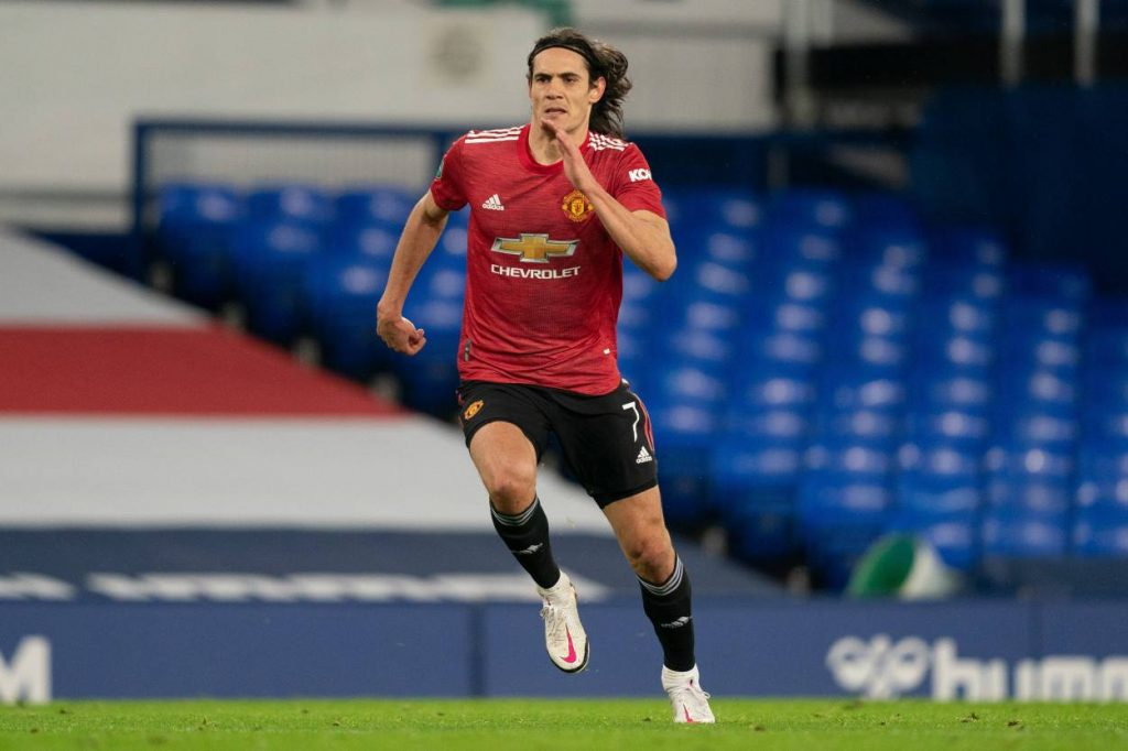 Will Edinson Cavani play against Crystal Palace: Possible Man Utd starting line up against the Eagles