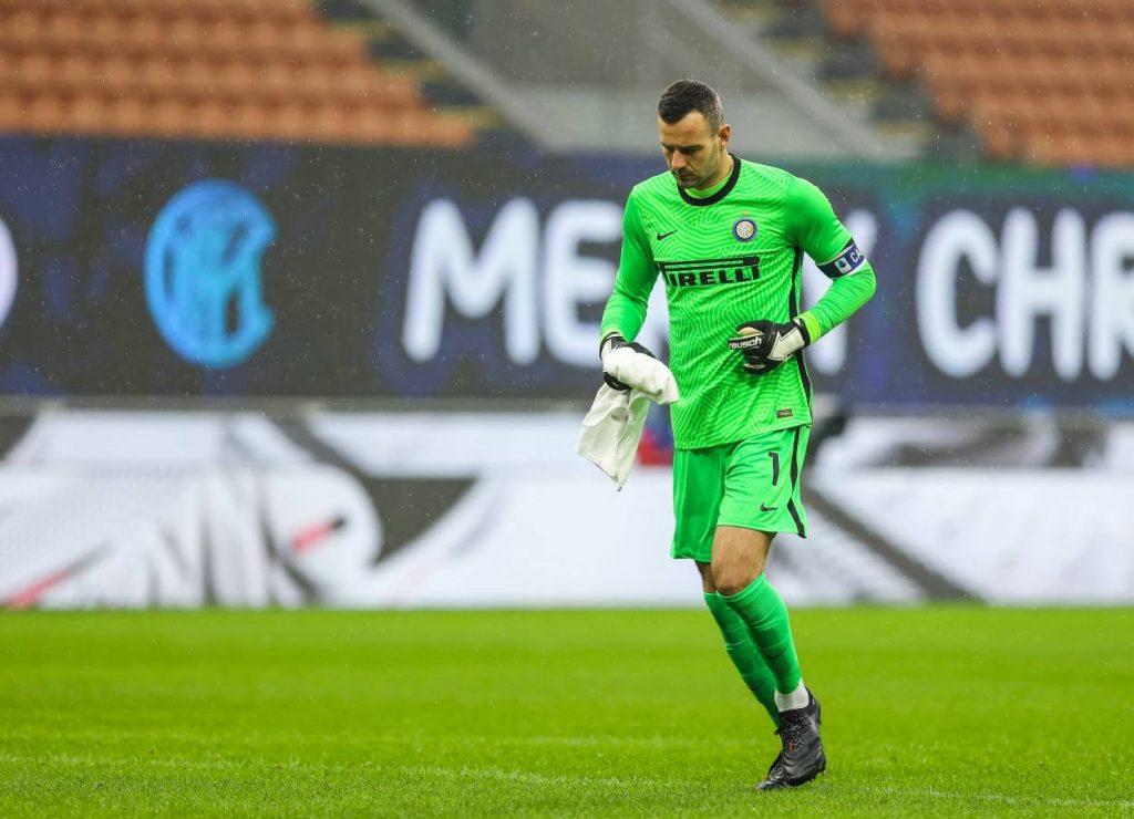 Inter planning for life after Samir Handanovic