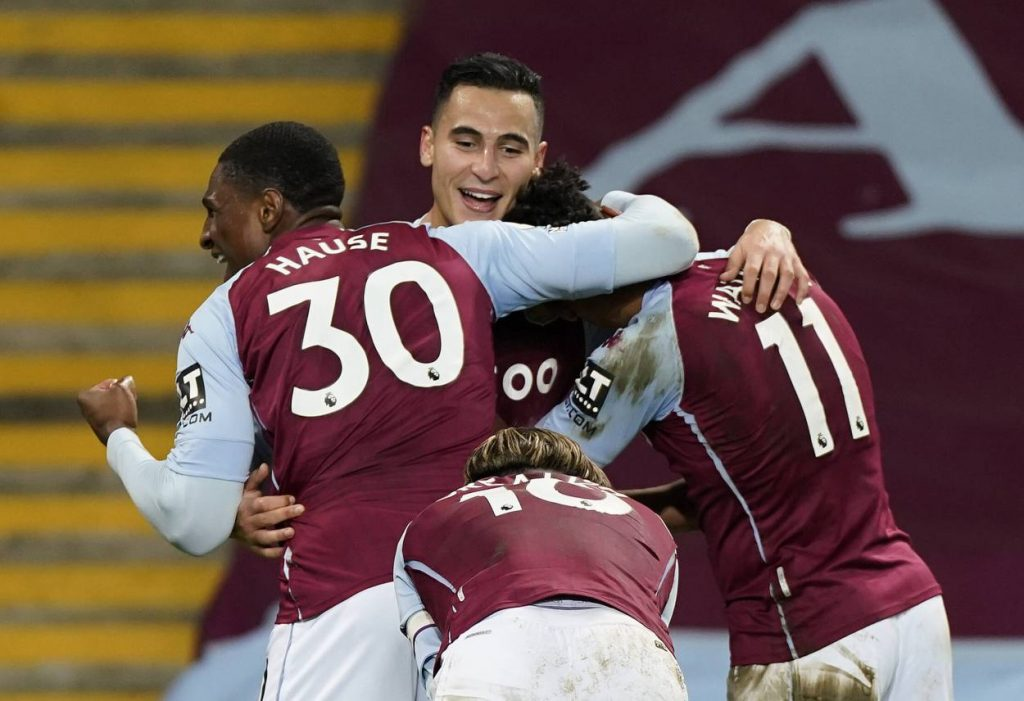 Anwar El Ghazi has struck four goals in his past four Premier League appearances, as many as he managed in his previous 37 games in the competition