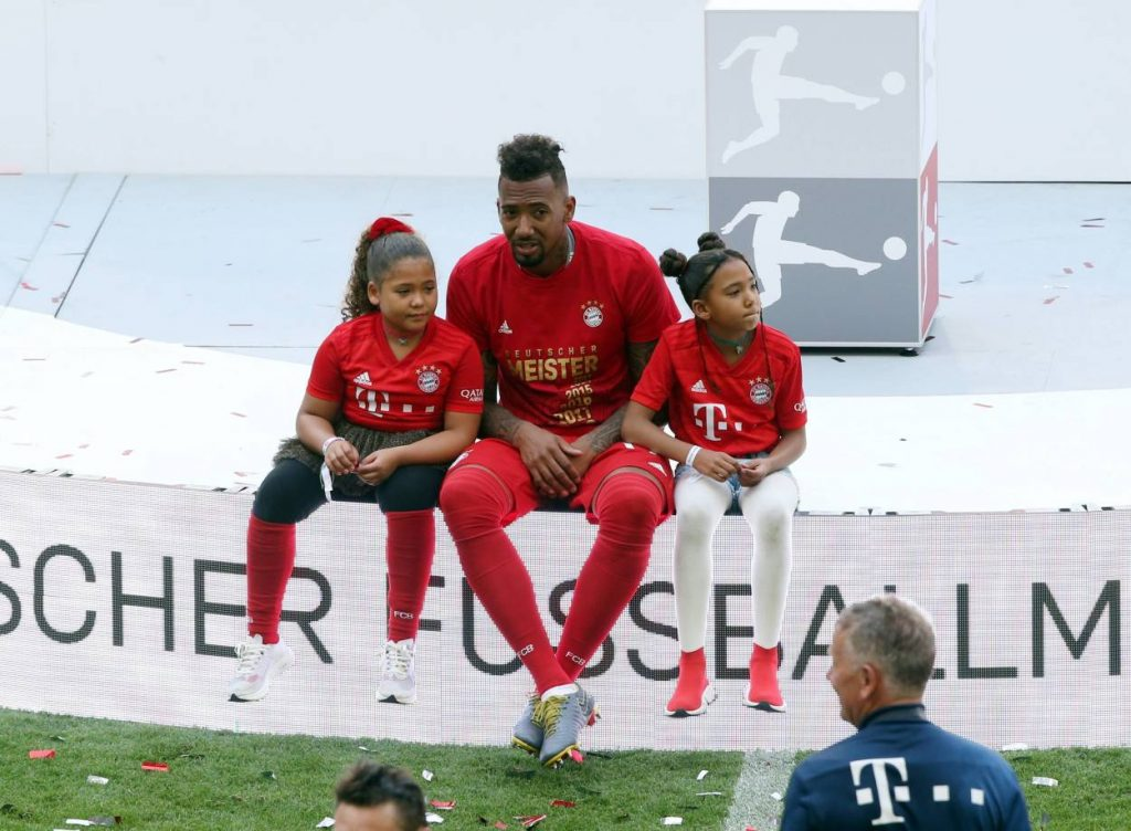 Boateng Bayern Vertrag