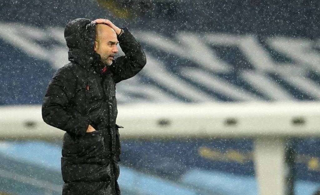 How many Man City players have COVID-19? Pep Guardiola confirms worst fears of his side's fans