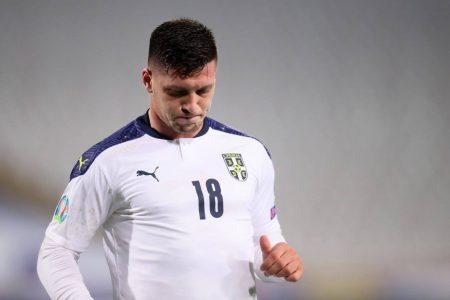 Luka Jovic Transfer Eintracht Frankfurt