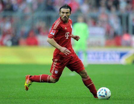 Pranjic, Bayern