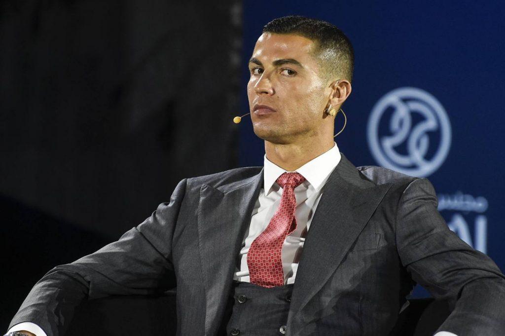 Cristiano Ronaldo Frau