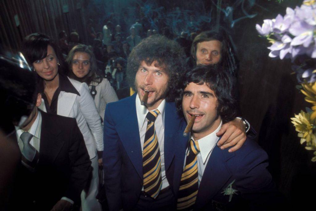 Müller, Breitner, Zigarren