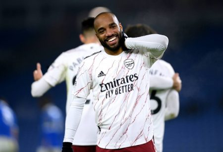 Arsenal coach Mikel Arteta claims that players like Alexandre Lacazette are dream of any managers after he scored winner at Brighton.