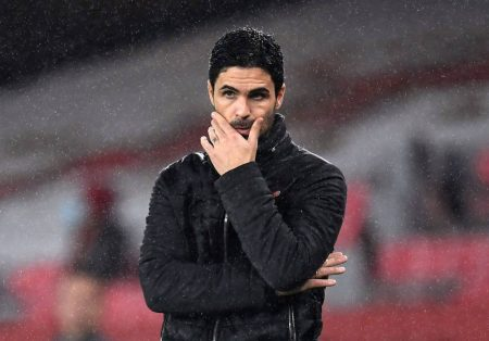 Arsenal coach Mikel Arteta speaks to the press ahead of new year's clash against struggling West Bromwich Albion.