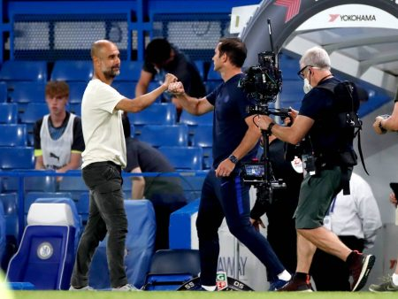 Pep Guardiola claimed that his team wanted to play against Everton as they had enough first-team players available for Goodison Park visit.