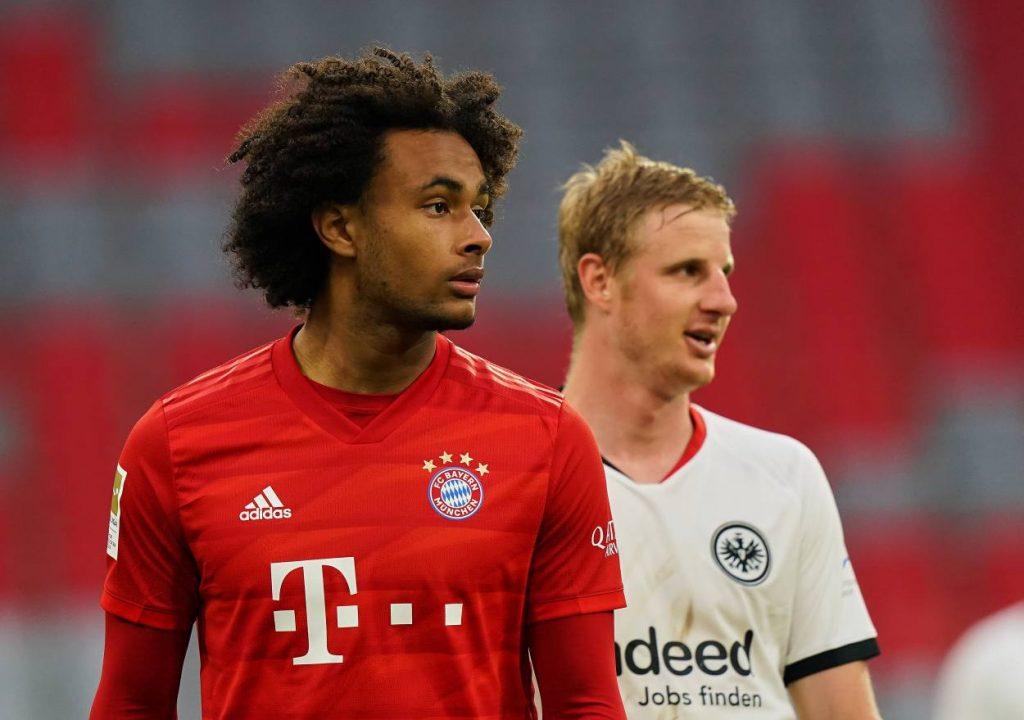 Joshua Zirkzee Eintracht Frankfurt