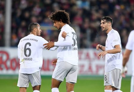 FC Bayern Transfers