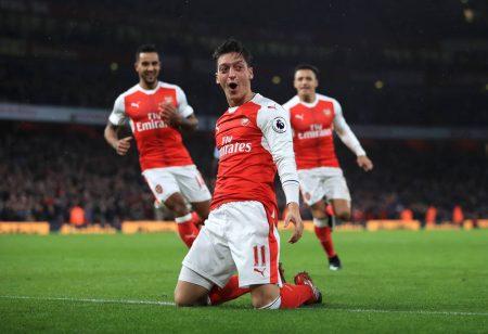 Özil, Arsenal