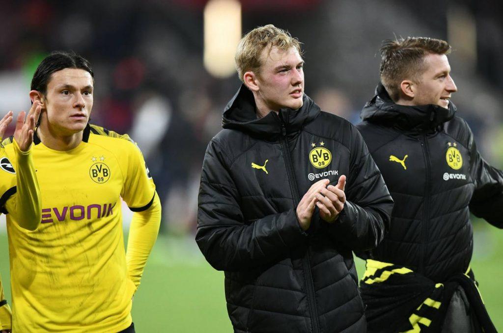 Brandt, BVB, Transfer