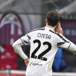 Federico Chiesa scored twice in a 3-1 win at San Siro as Juventus end AC Milan's unbeaten run in Serie A with a thumping win.