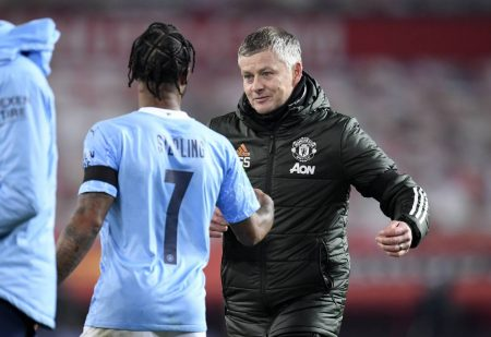After EFL Cup defeat, Manchester United boss Ole Gunnar Solskjaer says that Man City are probably the best team in England.
