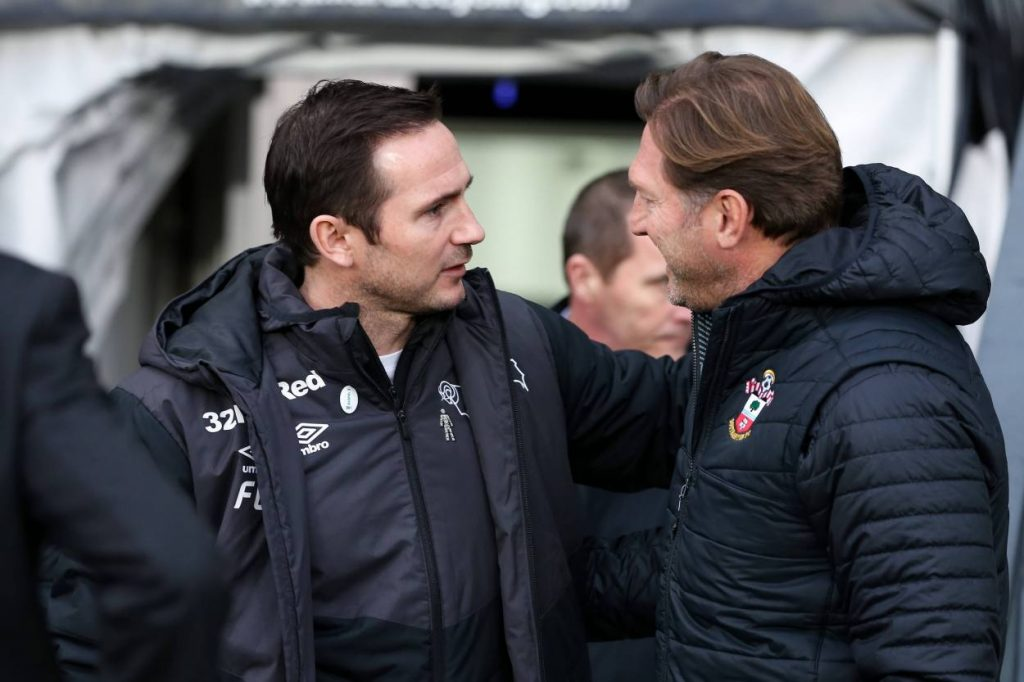 Lampard, Hasenhüttl