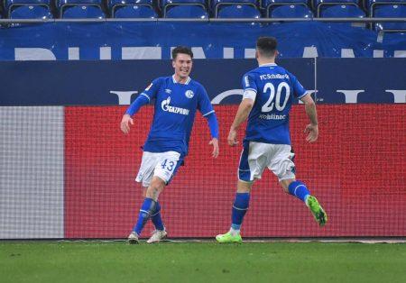 Kolasinac Özil Schalke