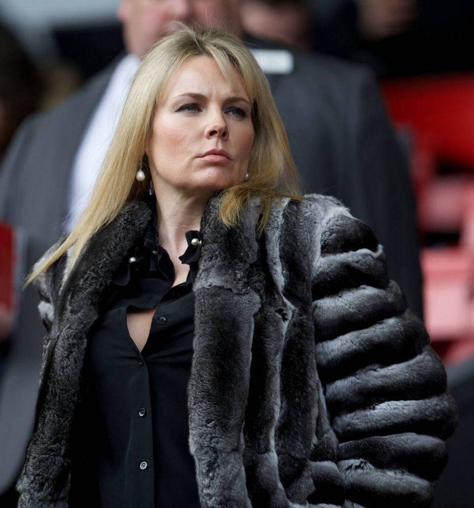 Images: West Ham appoint ex-PORN STAR Eve Morley as director
