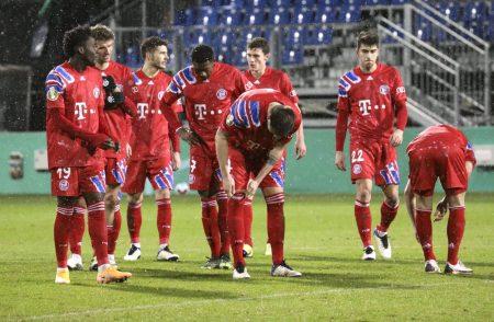 FC Bayern Quarantäne