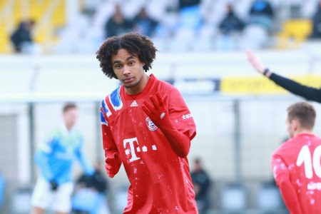 Bayern Munich forward Joshua Zirkzee set to join Everton on loan