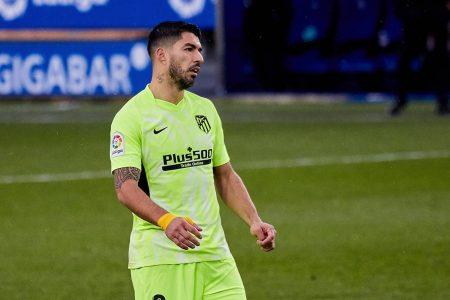 Luis Suarez Transfer Atletico