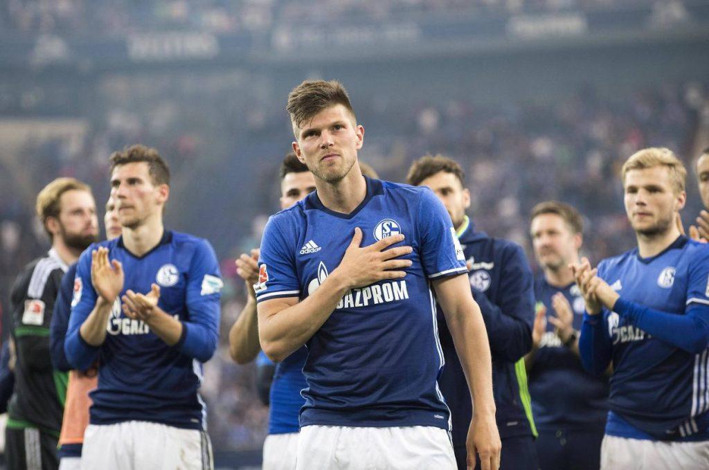 Huntelaar, Schalke