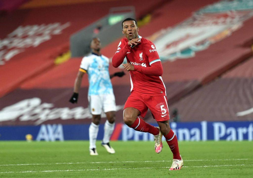 Wijnaldum to leave Liverpool for Barcelona