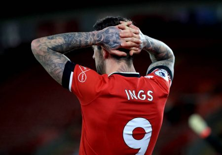 Ings to Tottenham? Southampton striker stalling on new contract