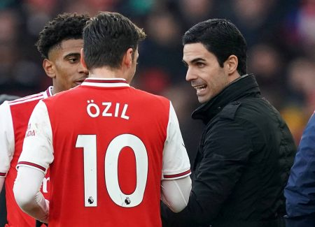 Why Mesut Ozil left Arsenal: Mikel Arteta answers the question