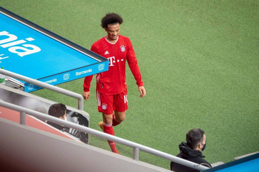 Leroy Sané Transfer