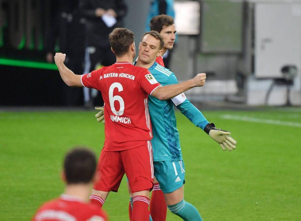 Neuer Kimmich Bayern Weltklasse