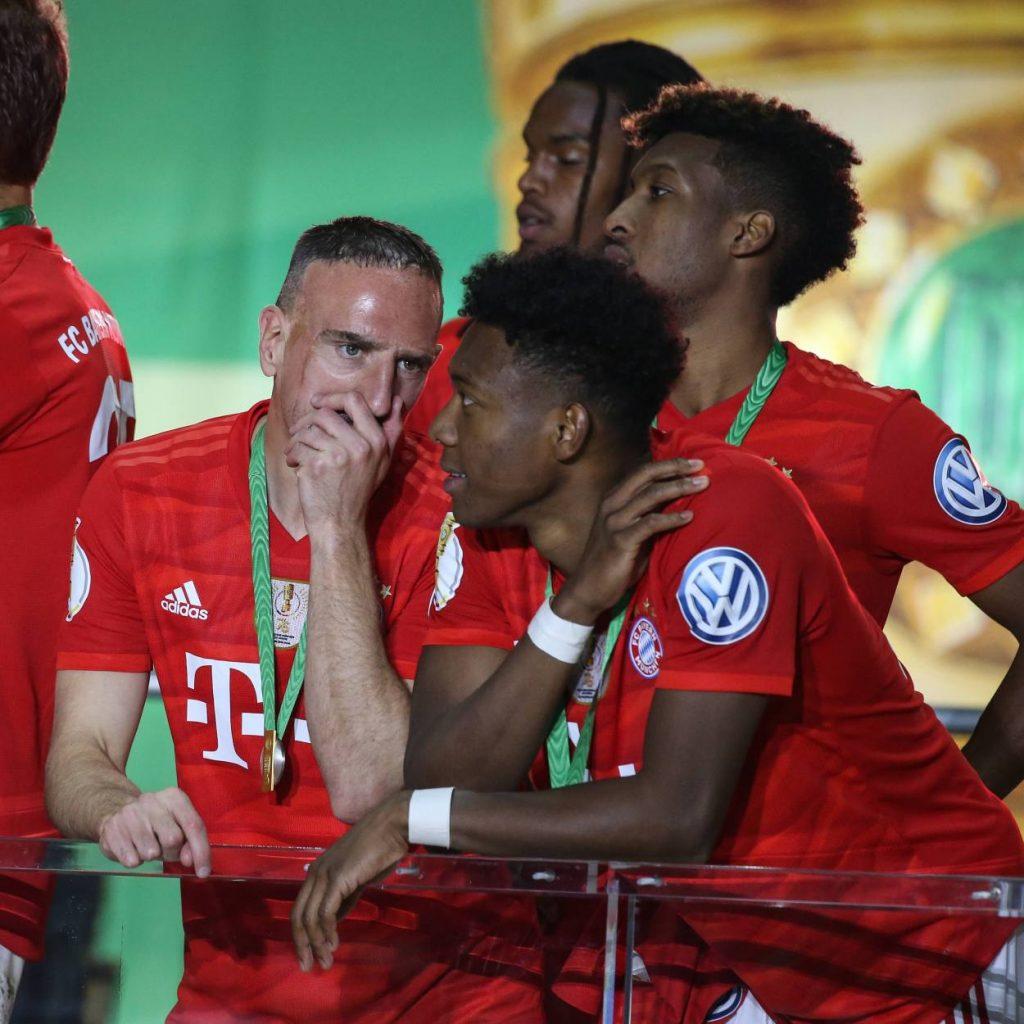 Ribery Alaba Transfer