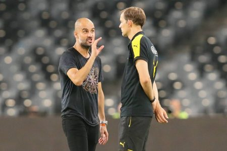 What Man City boss Pep Guardiola told Thomas Tuchel before Chelsea appointment