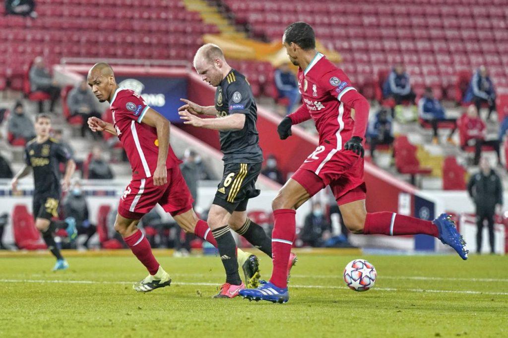 Liverpool offer Joel Matip and Fabinho injury update
