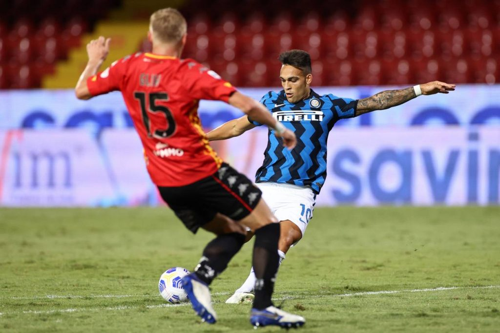 Inter Milan Vs Benevento preview, team news, live stream info and starting lineups