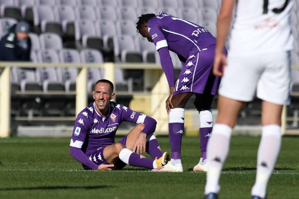 Franck Ribéry Corona