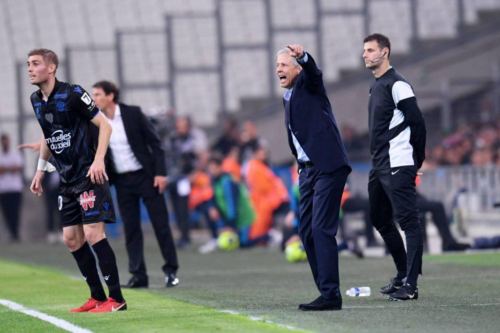 Trainerentlassung Marseille Favre