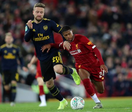 Mustafi Transfer Liverpool