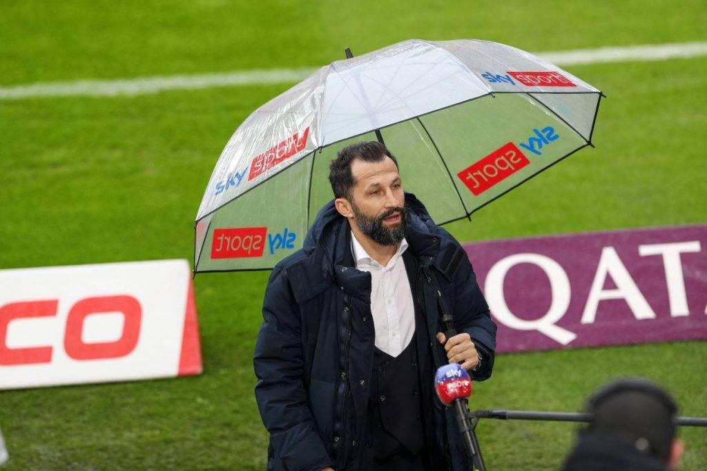 Bayern Transfer Upamecano