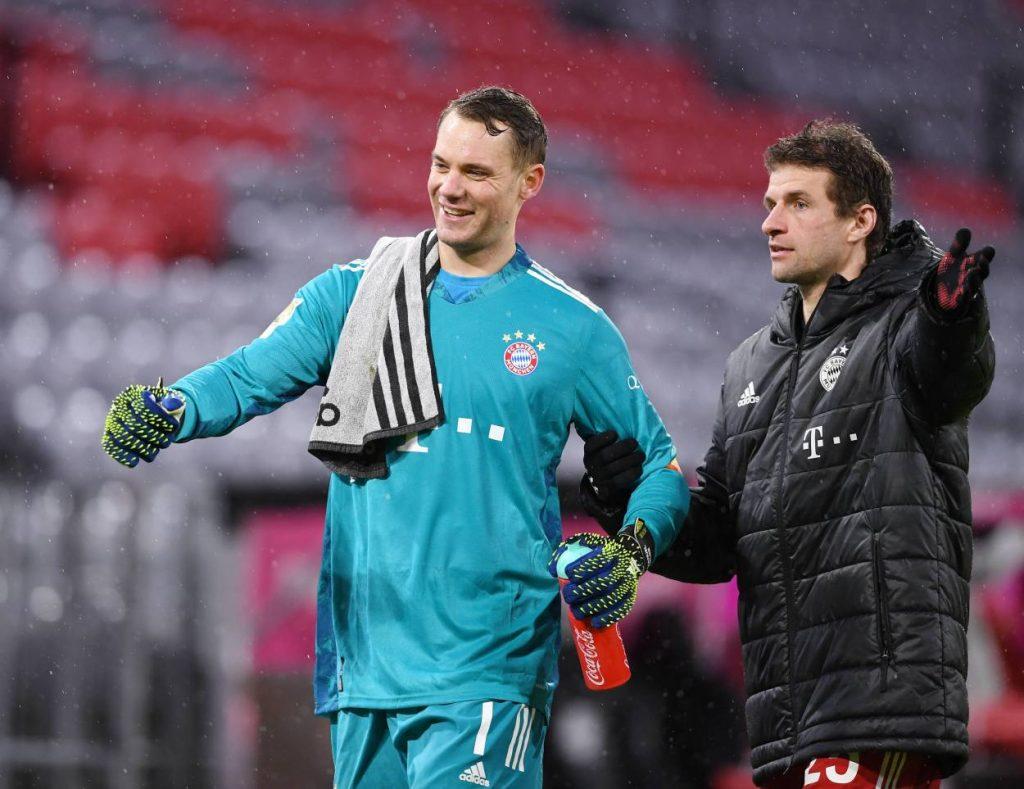 Thomas Müller Nationalmannschaft Comeback