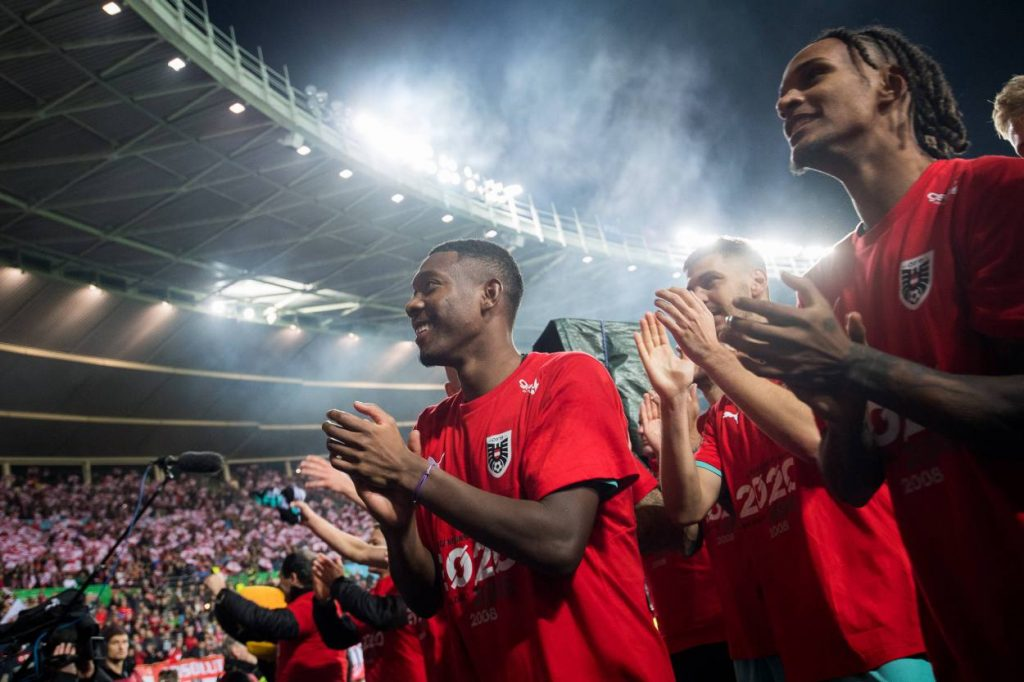 David Alaba Fans EURO 2021
