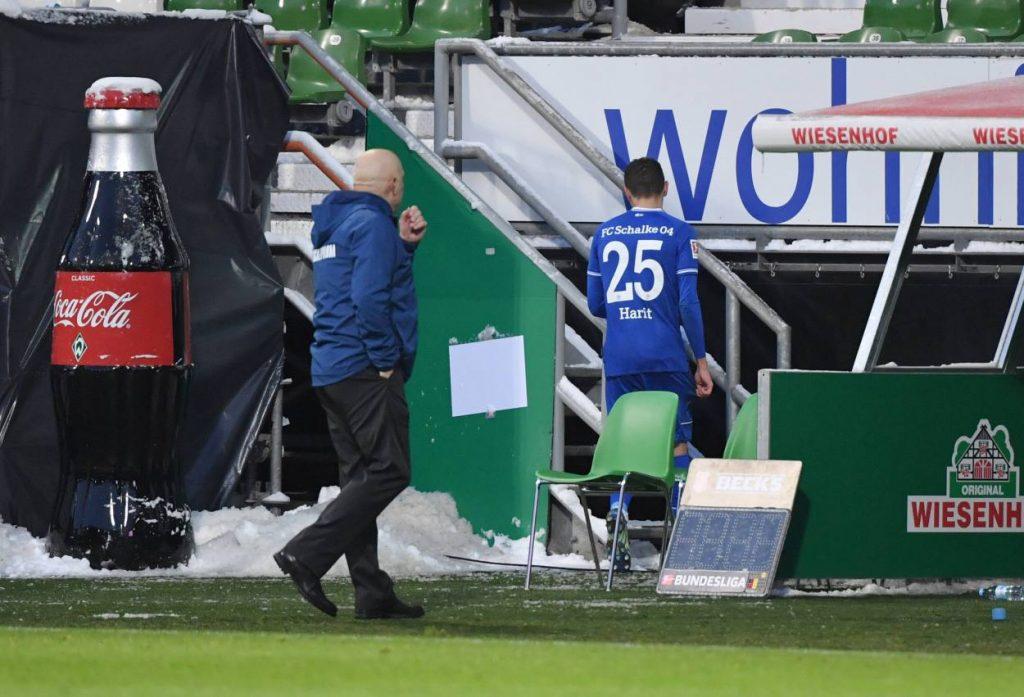 Trainerentlassung, Schalke, Gross