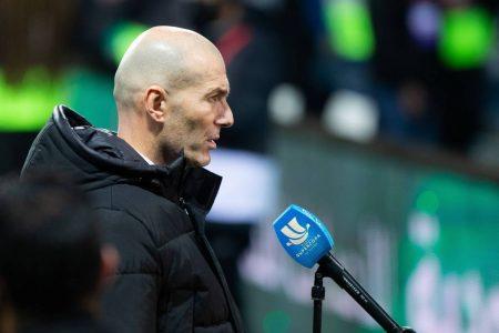 Zinedine Zidane Trainerentlassung