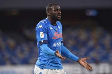 Will Kalidou Koulibaly join Man Utd? Napoli slash asking price of the centre-half