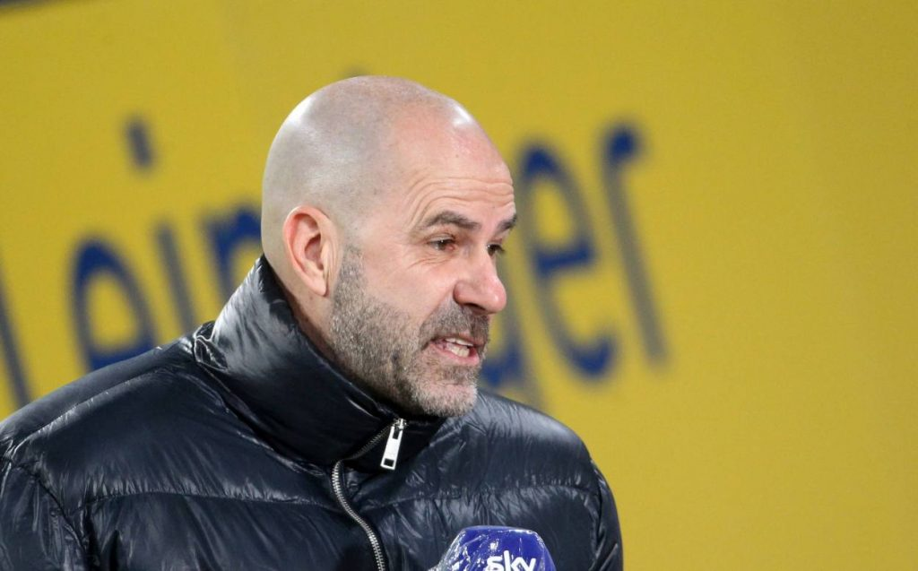 Trainerentlassung Bosz Leverkusen