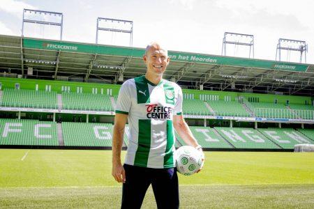 Arjen Robben Groningen