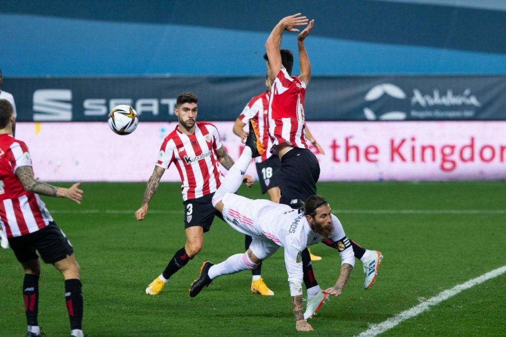 Ramos, Real, Athletic Bilabo