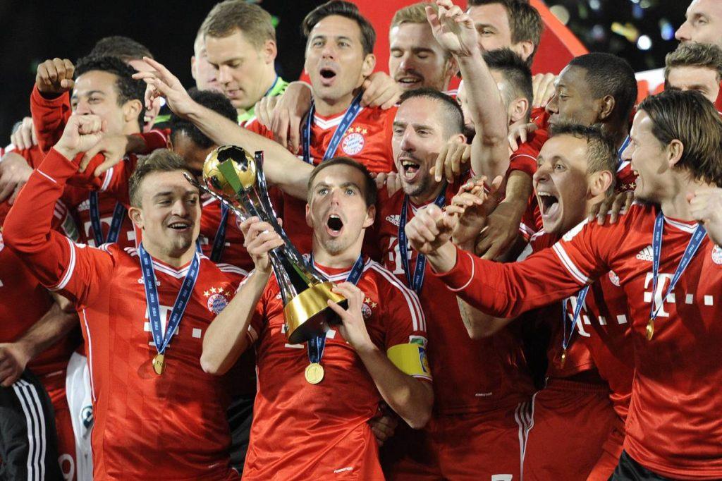 Klub WM, Bayern